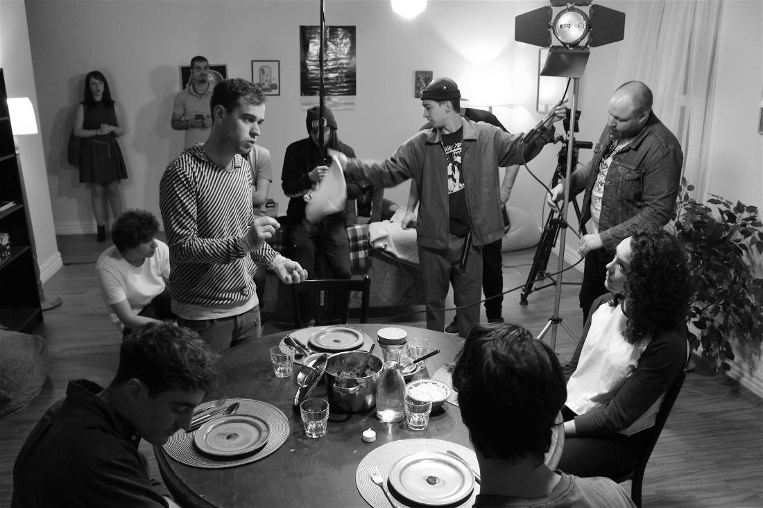 Alex Directing